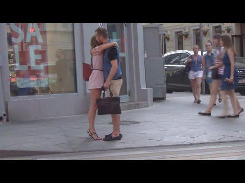Легкое знакомство с девушкой. Антон Иноземцев