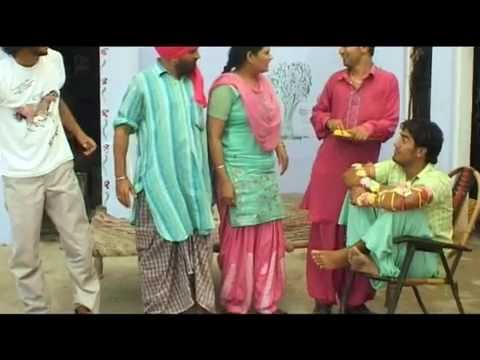 Kanjar Da Vyah - Full Length Punjabi Comedy Movie    Punjabi Comedy Film    Part - 1,2,3,4,5,6 2014 video