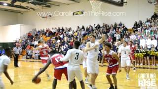 16 Year Old Zion Williamson scores 35 points Including 8 dunks VS Ben Lippen