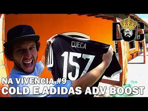 COLD E LANÇAMENTO DO ADIDAS ADV BOOST - NA VIVENCIA #9