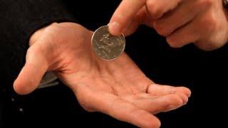 Zaubertrick: Magische Münze – wie's geht