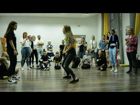 ТОТ САМЫЙ DANCEHALL 1.0 ||| Dancehall Beg 1x1