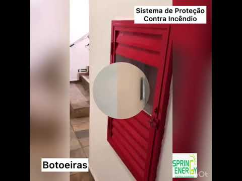 EDIFÍCIO LEBLON - SISTEMA DE PROTEÇÃO CONTRA INCÊNDIO