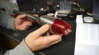 """Pulse Jet Engine """"Red Head"""" Part 1 (from Hobbyking) That HPI Guy"""