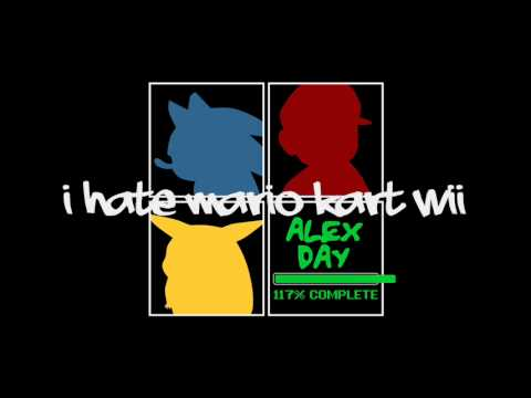 Alex Day - I Hate Mario Kart Wii