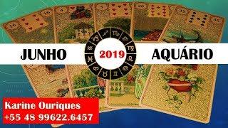 AQUÁRIO, Conselho Mensal Junho/19