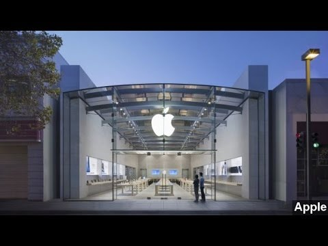 Stock Split Makes Apple Shares Actually Affordable Again