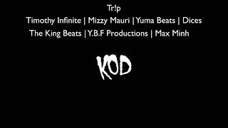 K.O.D - J. Cole (Full Instrumental Album)