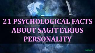 PSYCHOLOGICAL FACTS ABOUT SAGITTARIUS PERSONALITY