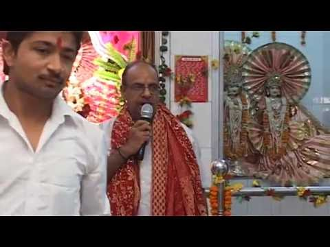 47th Jhanda Pujan at Shree Chintapurni Durga Mata Mandir  Moga 2