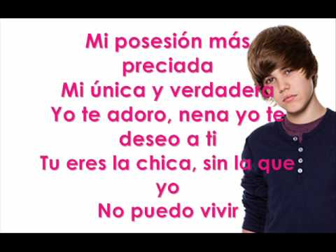 Justin Bieber - Favorite Girl (traducida Al Español) video