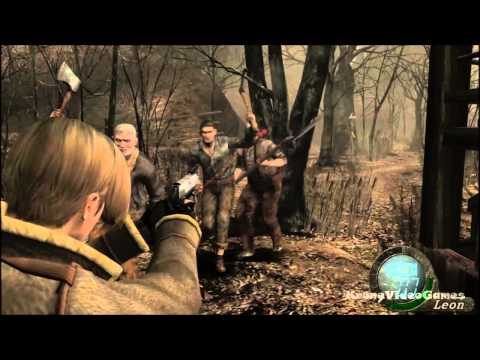 Resident Evil 4 Ultimate HD Edition Gameplay (PC HD)