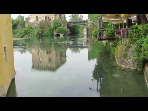 Borghetto -  An Ancient Town in Northern Italy
