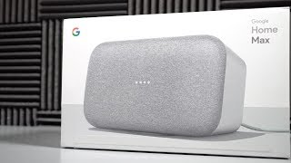 Google Home Max Unboxing, Setup, and First Listen!