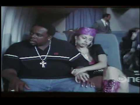 Cedric The Entertainer Presents- Cash and Tinisha flying