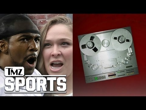 A former NFL player says he's found the ONE person who could beat Ronda Rousey in an MMA fight -- himself -- saying if the two got in the octagon, Rousey wouldn't stand a chance!!! Subscribe!...