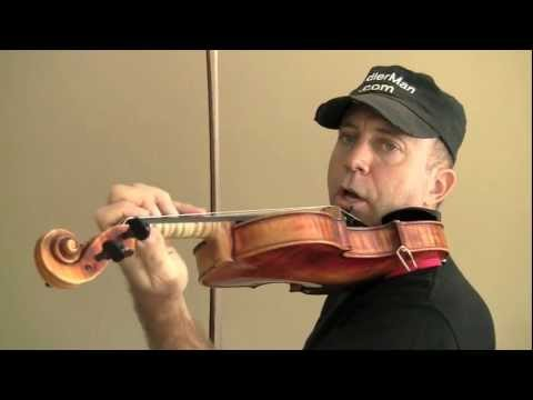 Find Second Position Easily on the Violin
