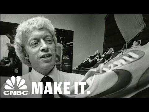 How Nike Founder Phil Knight Created A Sportswear Dynasty l CNBC Make It.
