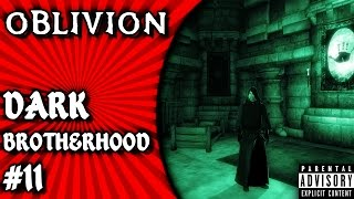 Oblivion Dark Brotherhood Quest #11: The Purification (Walkthrough/Gameplay)