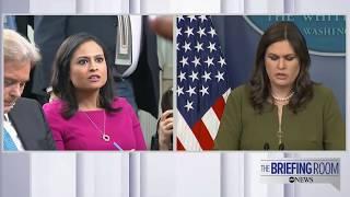 White House press briefing on Trump's Steel Tariffs, Mueller investigation, DACA | ABC News