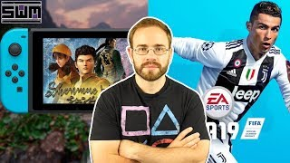Shenmue HD To Switch? And EA's Loot Box Rates Are Worse Than We Thought | News Wave