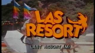 Last Resort (1986) - Official Trailer