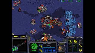 [Ranked] StarCraft Remastered 1v1 (FPVOD) Connor5620 (T) vs Aaronmaddy (P) Blue Storm