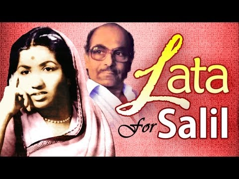 Lata Mangeshkar For Salil Chowdhury - Jukebox - Top 10 Lata Old Hindi Songs video