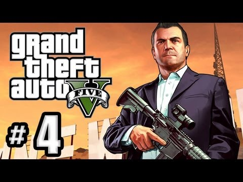 Grand Theft Auto 5 Gameplay Walkthrough Part 4 - The Sex Tape! video