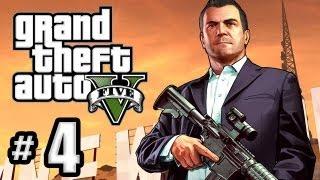 Grand Theft Auto 5 Gameplay Walkthrough Part 4 - The Sex Tape!
