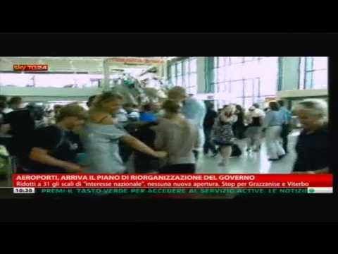 29 gennaio 2013 – Sky Tg 24 Economia – Intervista a Vito Riggio sul Piano Nazionale degli Aeroporti