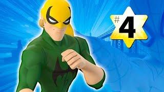 Прохождение Disney Infinity 2.0 Человек паук #4 Железный кулак