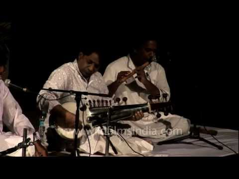 Hindustani classical music from India