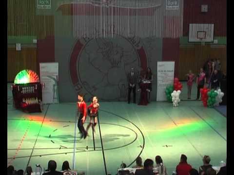 Lucy Wiedemaier & Oliver Kurzaj - Landesmeisterschaft NRW 2013