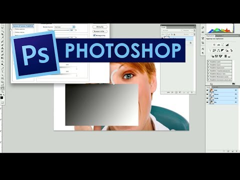 Tutorial Photoshop in Italiano – Comando Fondi se – PRIMA PARTE
