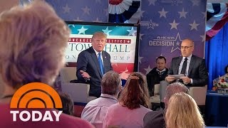 Donald Trump: My Father Gave Me 'A Small Loan' Of $1 Million To Start Out | TODAY