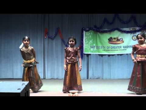 Nsgw Vishu 2013 - Aalila Kanna Dance video