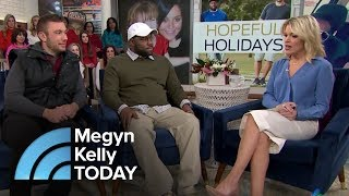 Innocent Man And Cop Who Unjustly Jailed Him Are Now Friends | Megyn Kelly TODAY