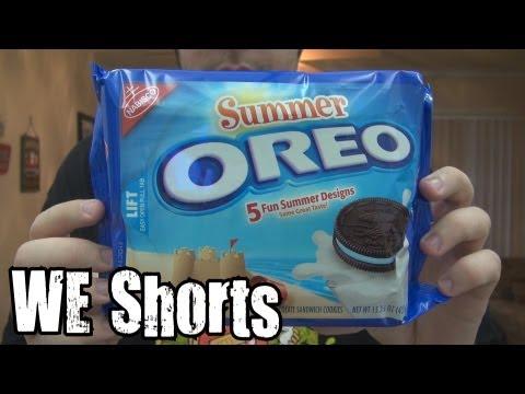 WE Shorts - Summer Oreo