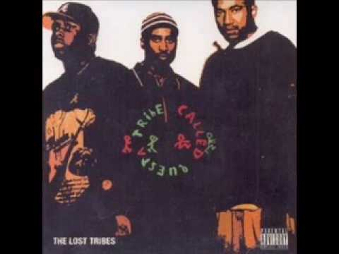 A Tribe Called Quest ft Fugees & Busta Rhymes - Rumble in the Jungle