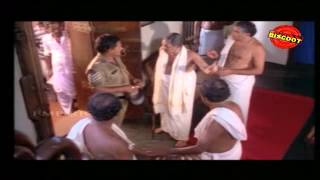 My Boss - Nagarangalil Chennu Raparkam Malayalam Movie Comedy Scene innocent and nedumudi venu