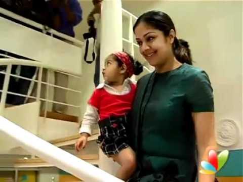 Jothika And Diya.flv video