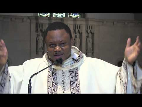 """Reflections on Our Lady"": Homily by Fr Ekpedeme Ekpe MSP. A Day With Mary"