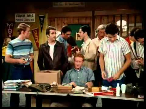 Fonzie is back - The best of - Part 1