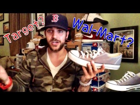 Favorite Sneaker From Target or Wal-Mart?
