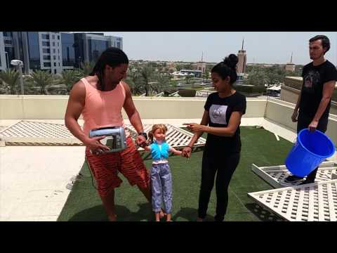 ALS Ice Bucket Challenge - Virgin Radio Dubai