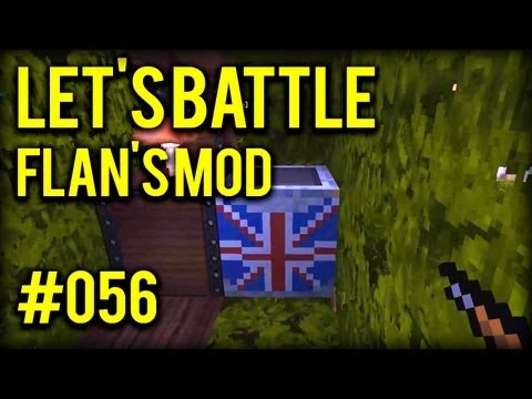 Let's Battle Minecraft S8 - #056 - JACKPOT [Flan's Mod , Staffel 8]