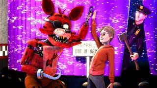 "FNAF Song ""Foxy Need This Feeling"" by Ben Schuller"