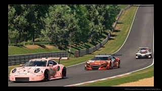 Gran Turismo™SPORT Daily Race 510 Brands Hatch Honda NSX GT3 Broadcast