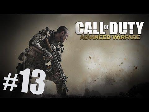 Прохождение Call of Duty: Advanced Warfare #13